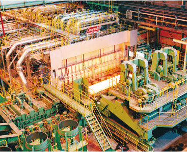 Reheating Furnaces And Heat Treatment Furnaces For Large