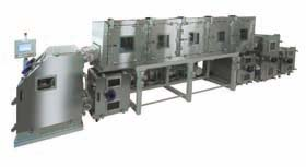 continuous die coating drying line chugai ro co ltd